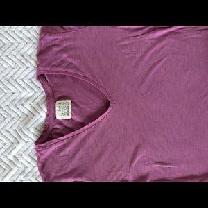 Zara Tops - Zara pink tee shirt